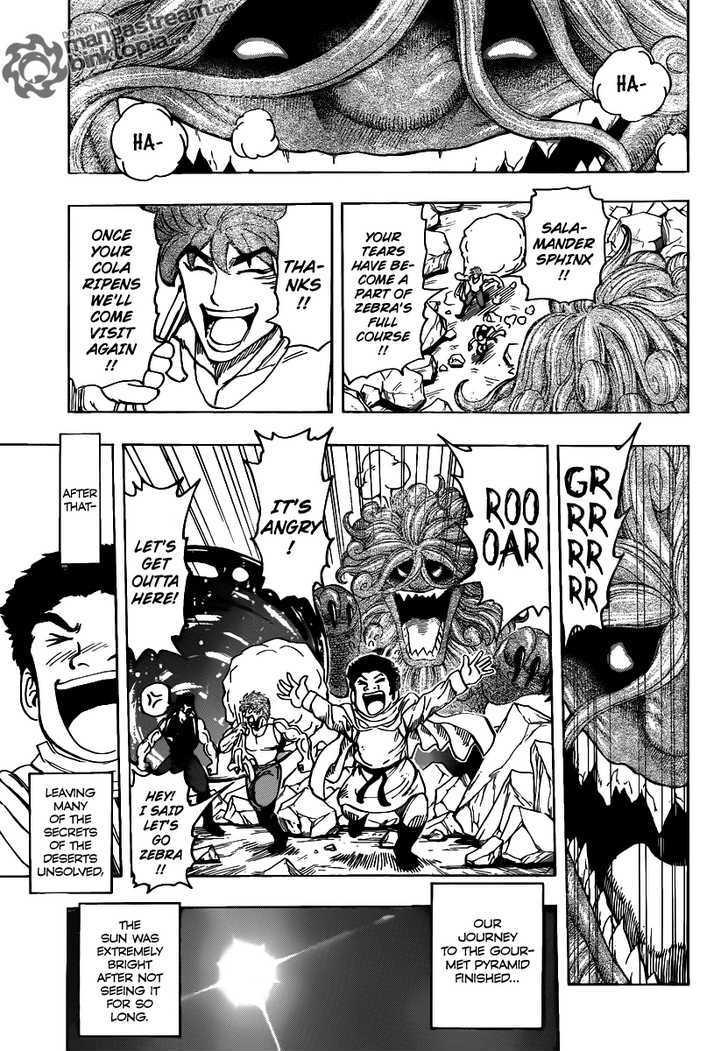 Toriko Chapter 142  Online Free Manga Read Image 12
