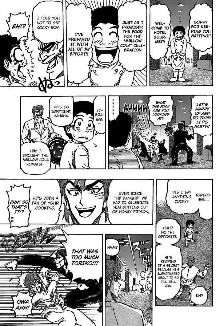 Toriko Chapter 142  Online Free Manga Read Image 16