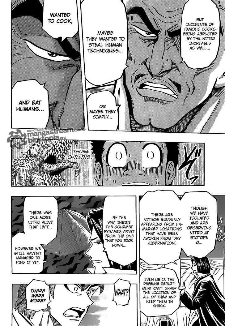 Toriko Chapter 143  Online Free Manga Read Image 16