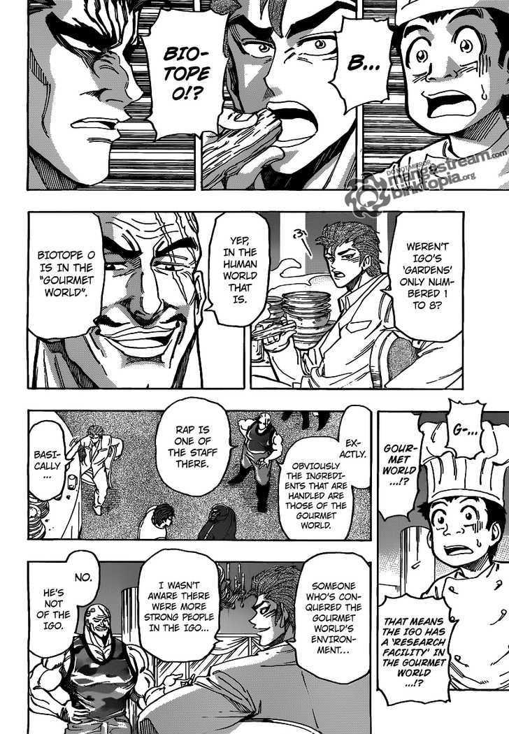 Toriko Chapter 143  Online Free Manga Read Image 7