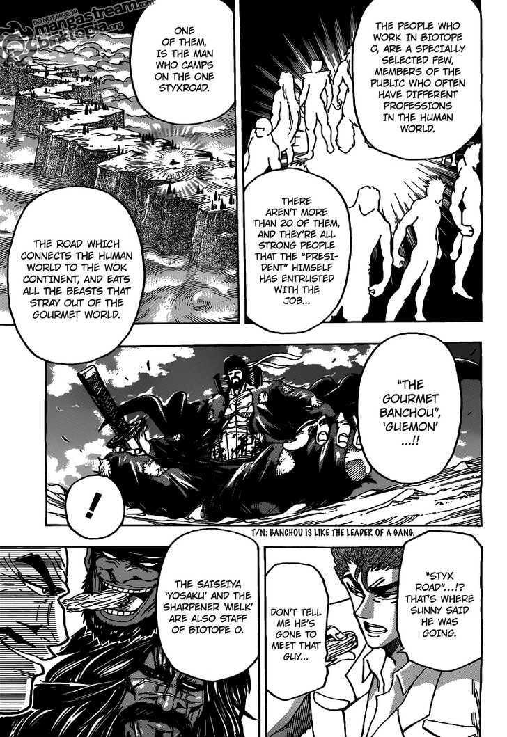 Toriko Chapter 143  Online Free Manga Read Image 8