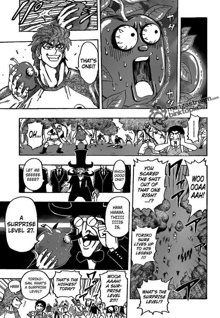 Toriko Chapter 146  Online Free Manga Read Image 12