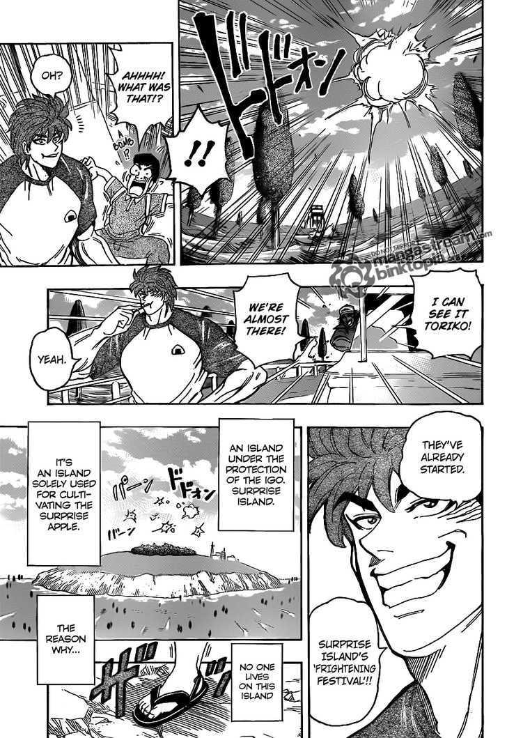 Toriko Chapter 146  Online Free Manga Read Image 6