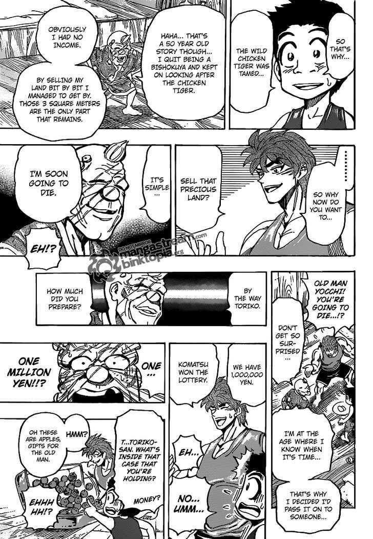 Toriko Chapter 147  Online Free Manga Read Image 18