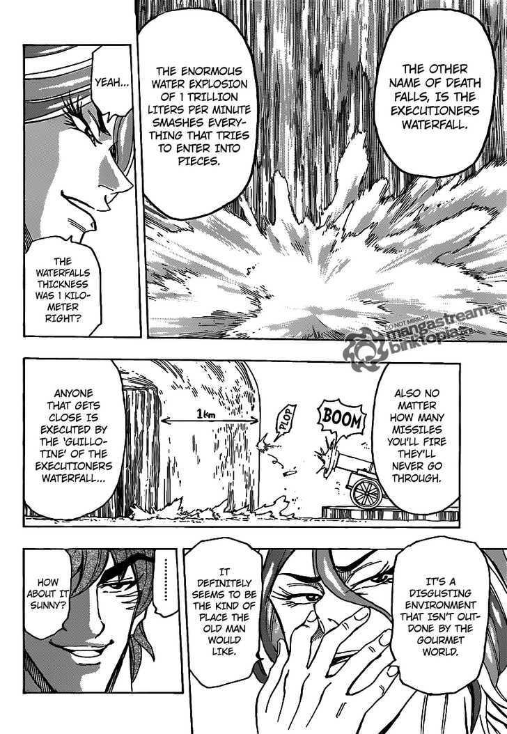 Toriko Chapter 148  Online Free Manga Read Image 11