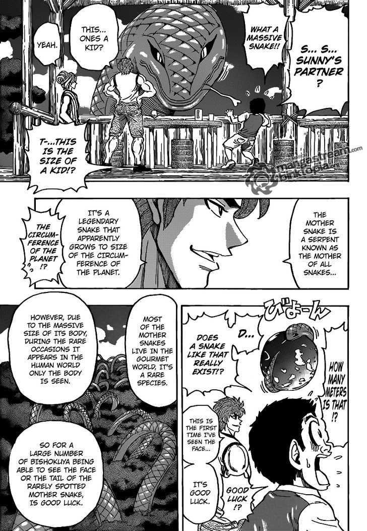Toriko Chapter 148  Online Free Manga Read Image 14