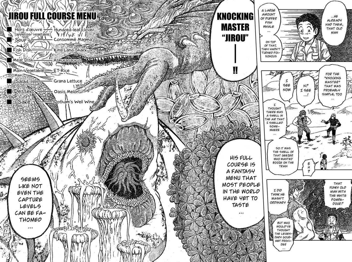Toriko Chapter 15  Online Free Manga Read Image 8