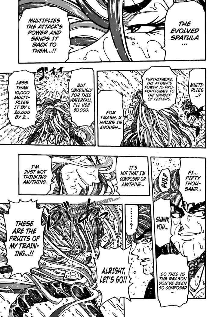 Toriko Chapter 151  Online Free Manga Read Image 18