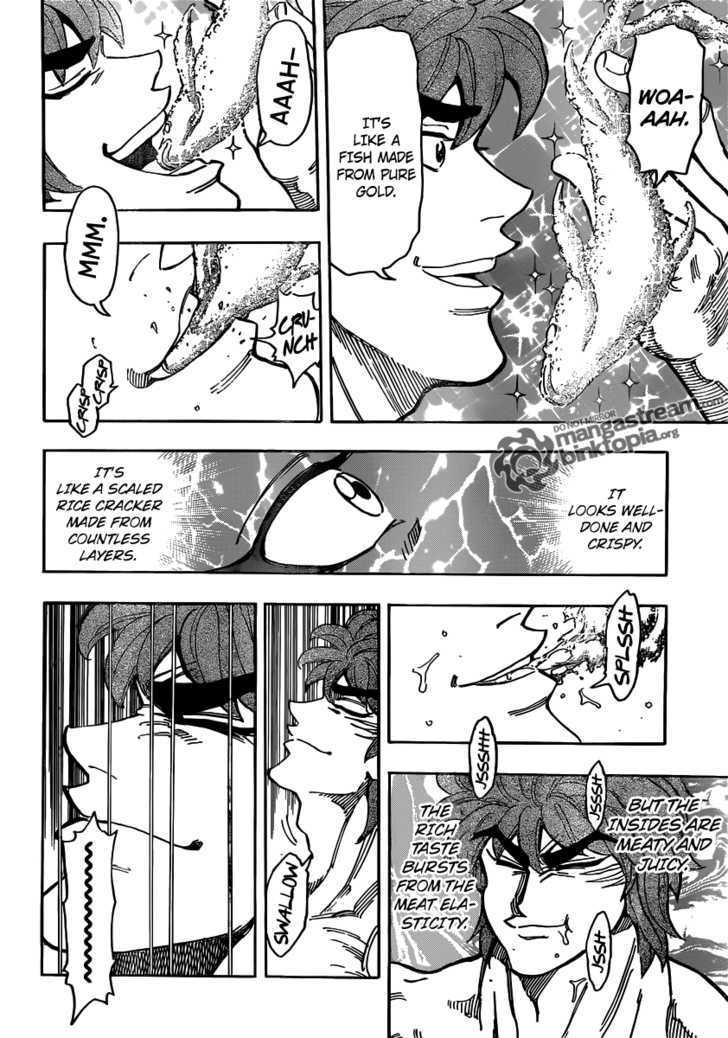 Toriko Chapter 155  Online Free Manga Read Image 11