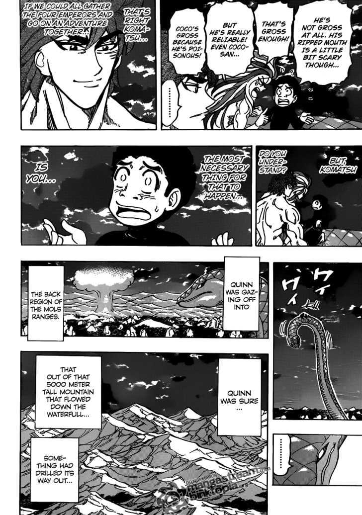 Toriko Chapter 155  Online Free Manga Read Image 19