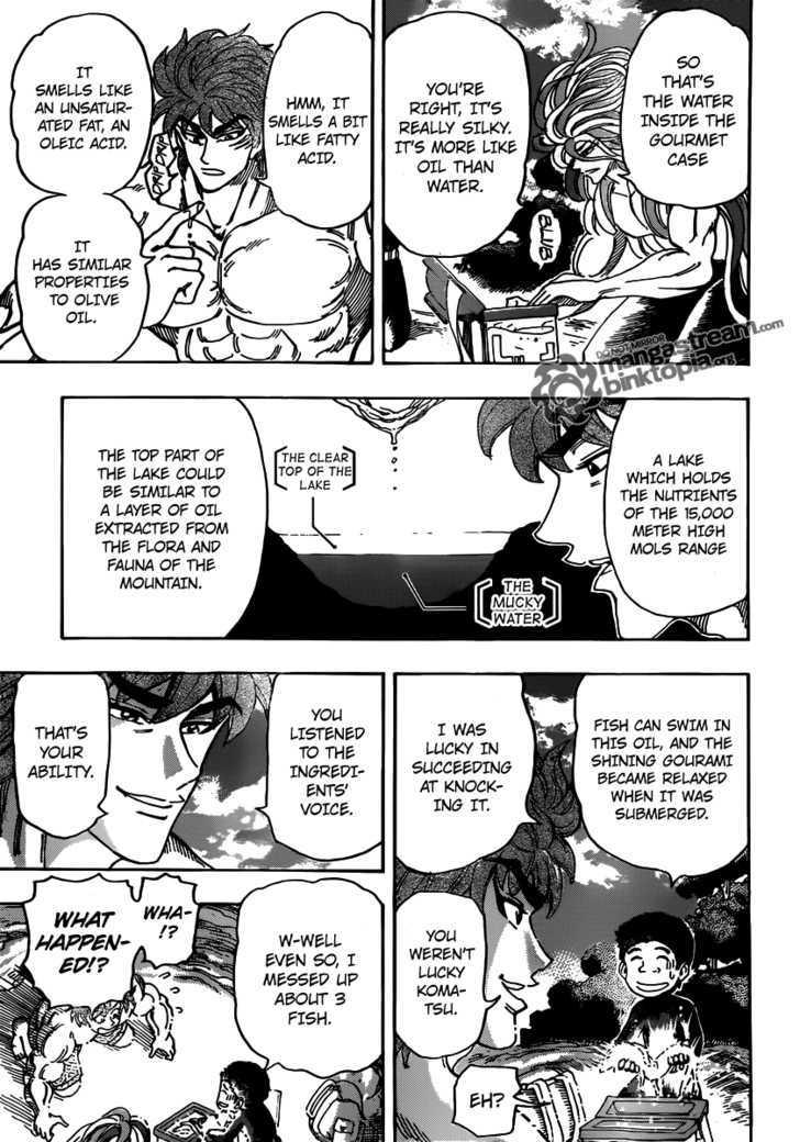 Toriko Chapter 155  Online Free Manga Read Image 4