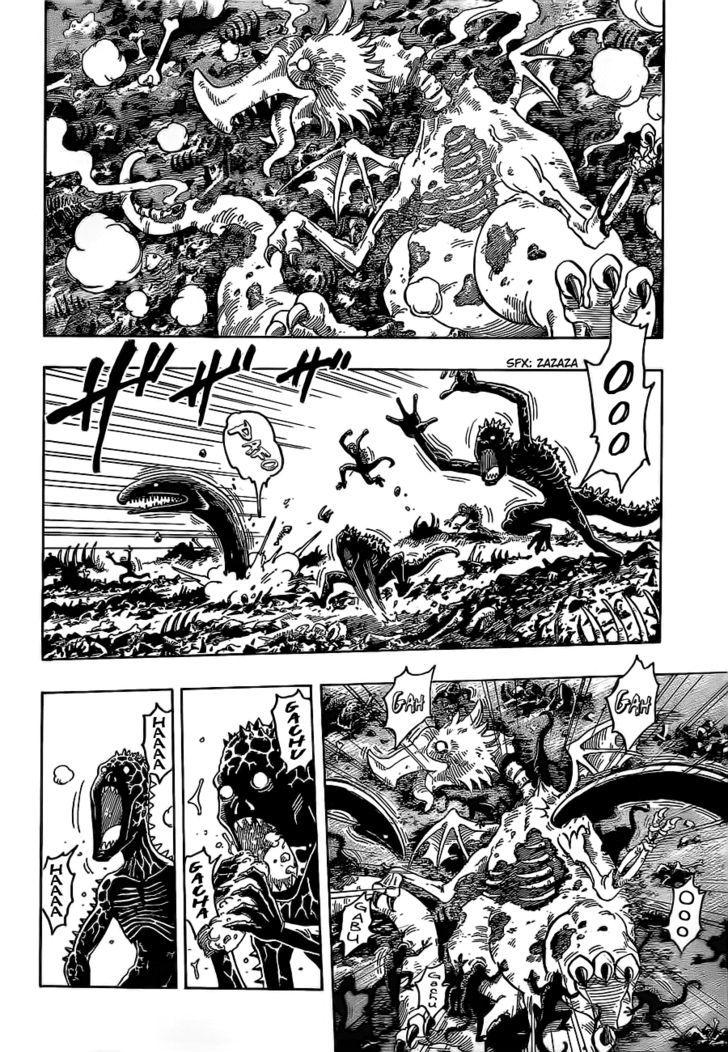 Toriko Chapter 156  Online Free Manga Read Image 2