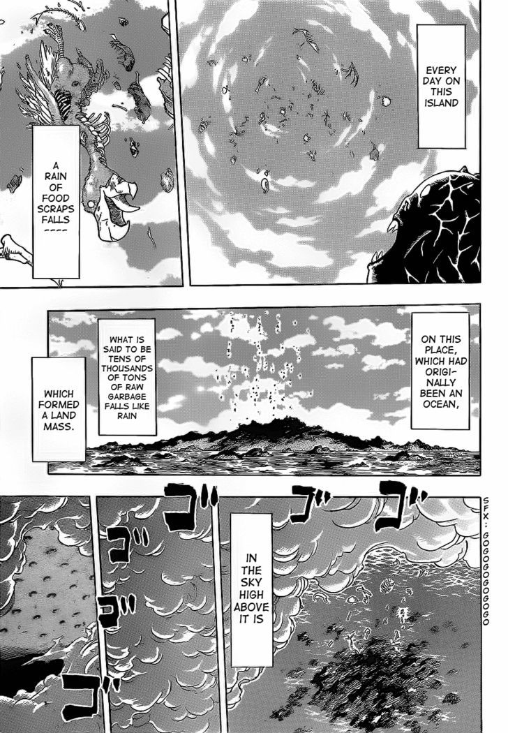 Toriko Chapter 156  Online Free Manga Read Image 3