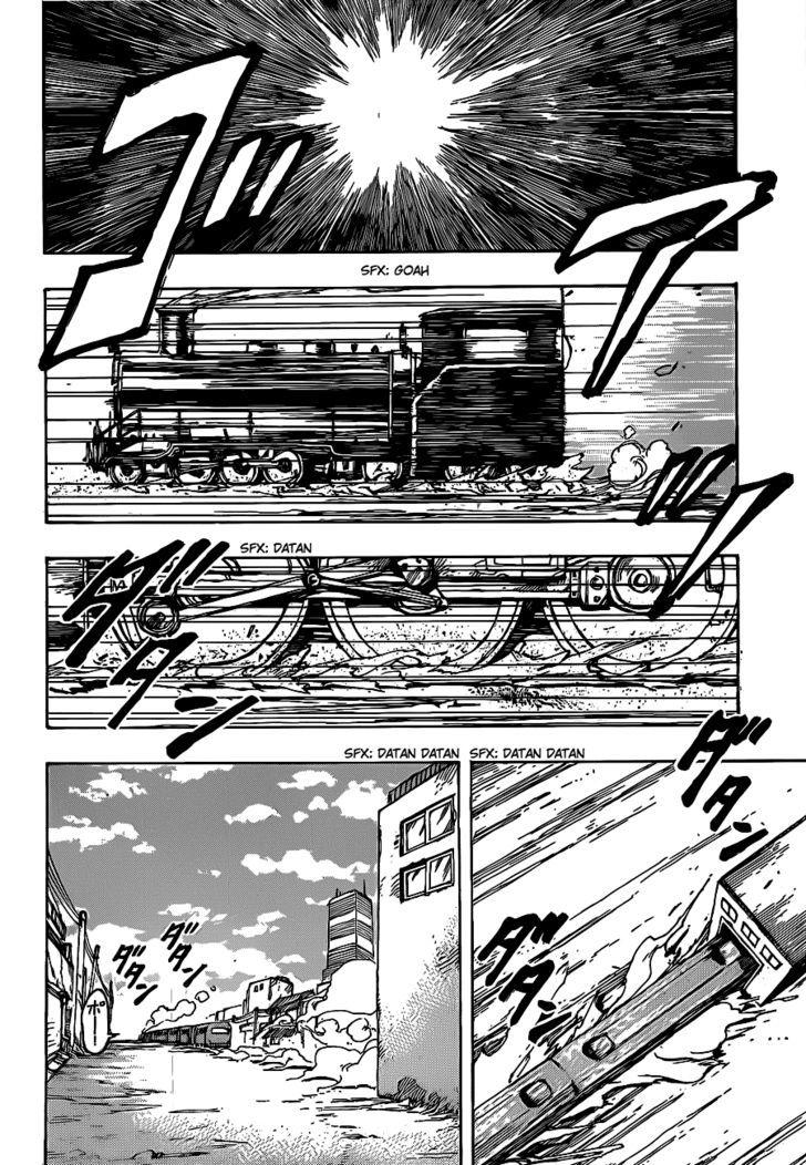 Toriko Chapter 160  Online Free Manga Read Image 9