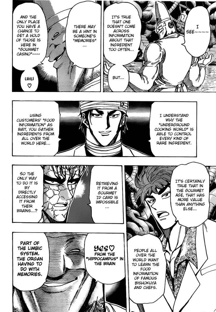 Toriko Chapter 163  Online Free Manga Read Image 11