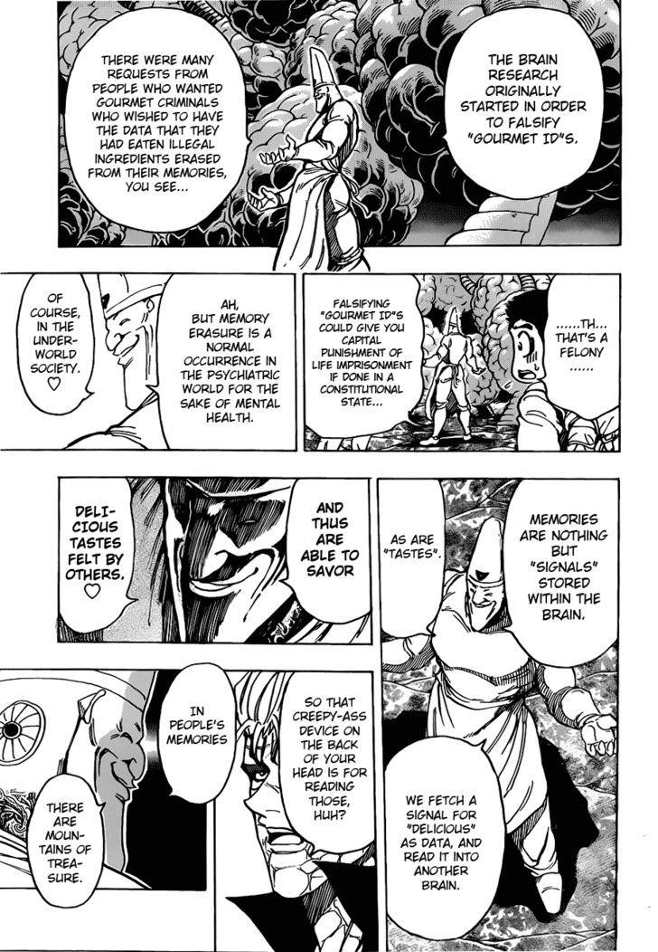 Toriko Chapter 163  Online Free Manga Read Image 12