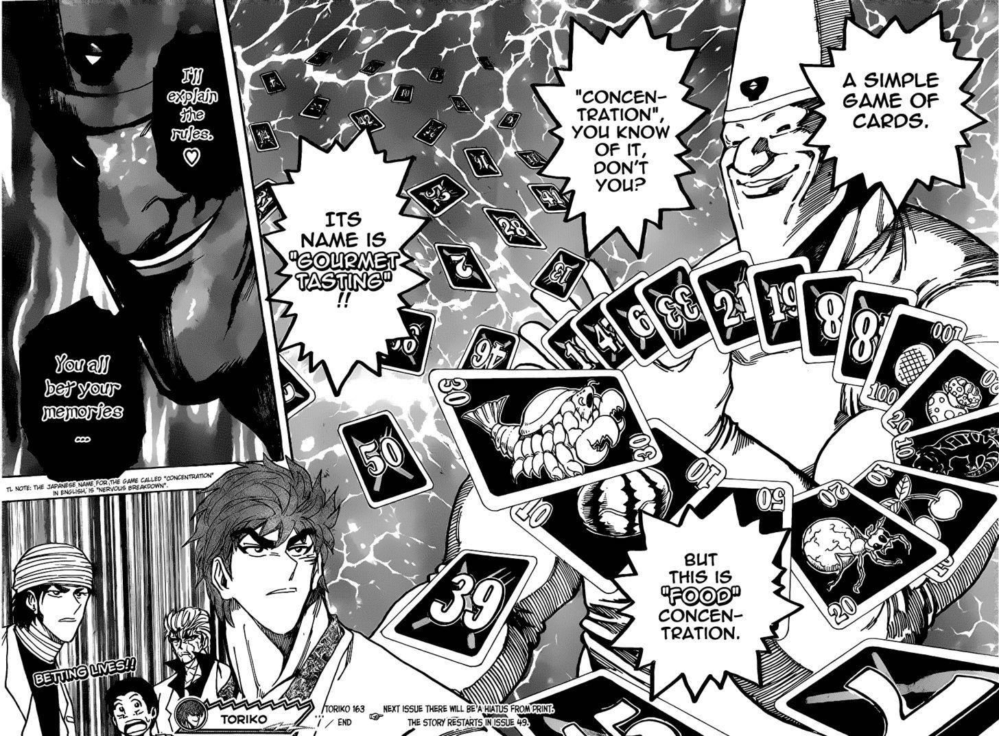 Toriko Chapter 163  Online Free Manga Read Image 18
