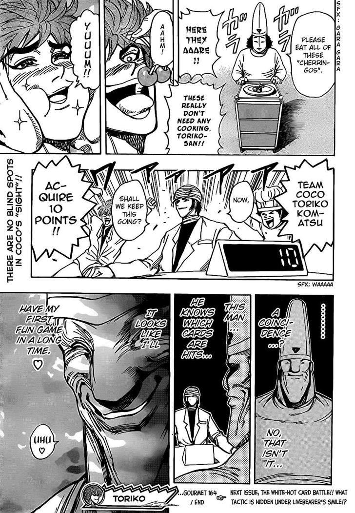 Toriko Chapter 164  Online Free Manga Read Image 16