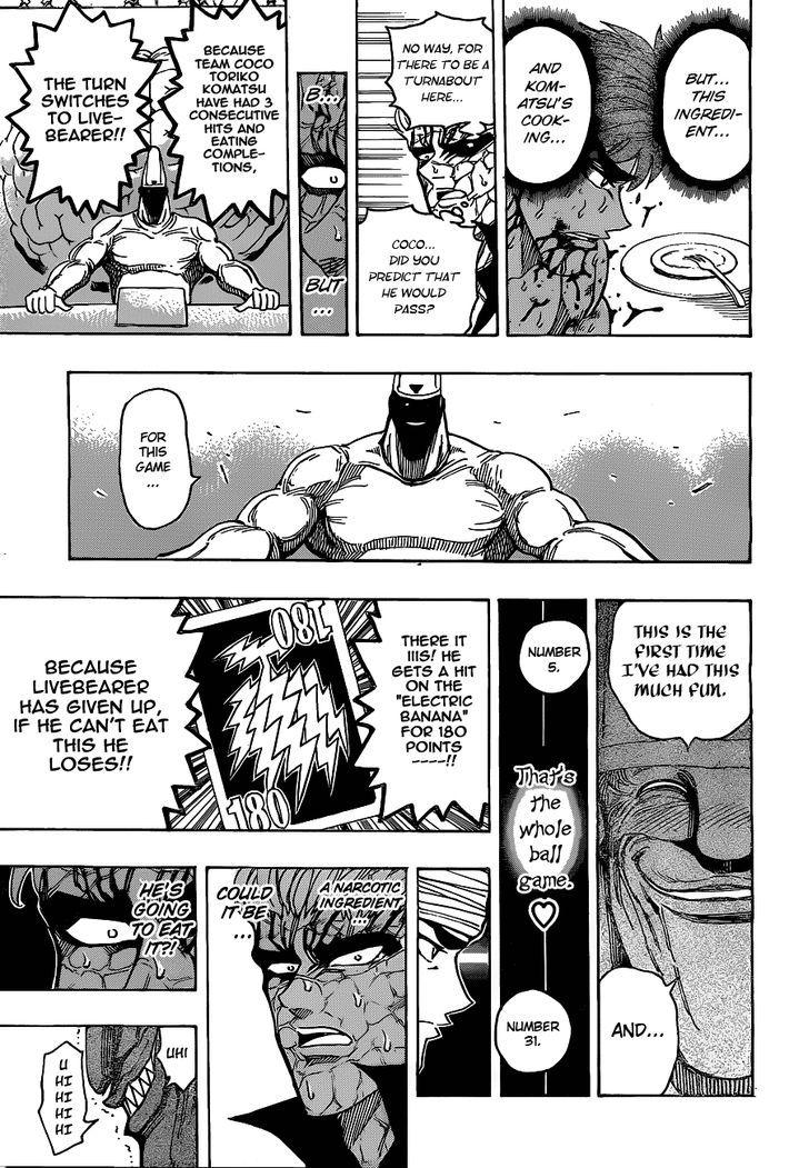 Toriko Chapter 168  Online Free Manga Read Image 10