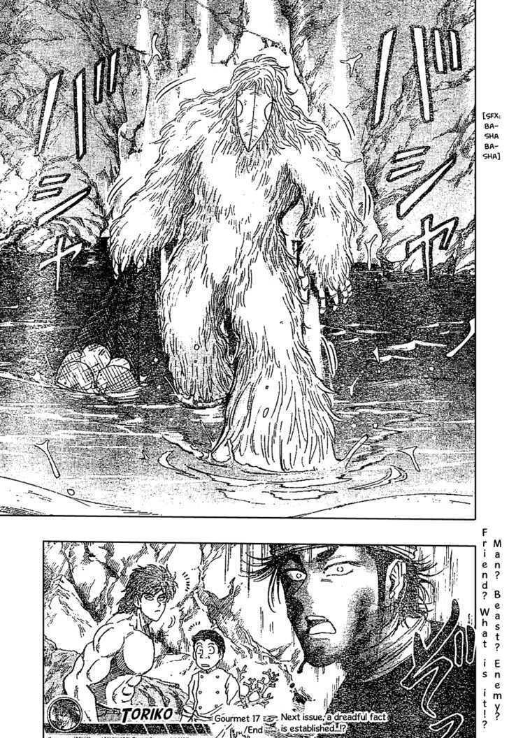 Toriko Chapter 17  Online Free Manga Read Image 19