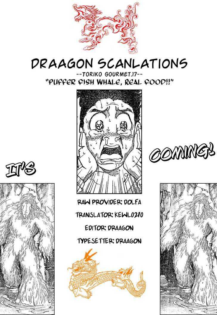 Toriko Chapter 17  Online Free Manga Read Image 21