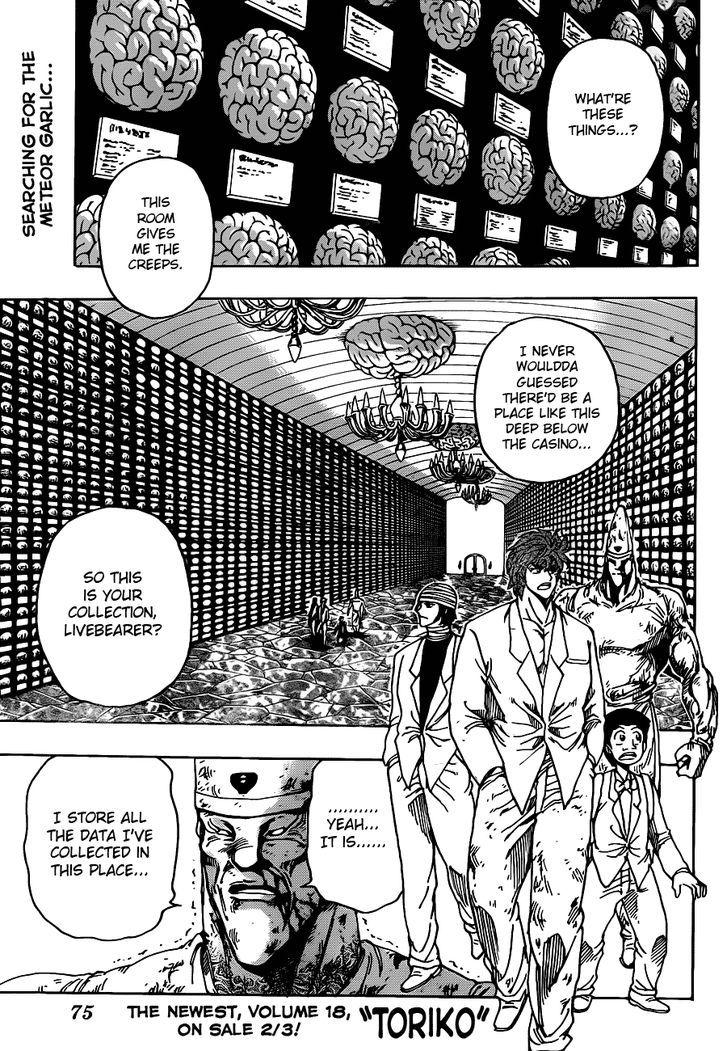 Toriko Chapter 170  Online Free Manga Read Image 1