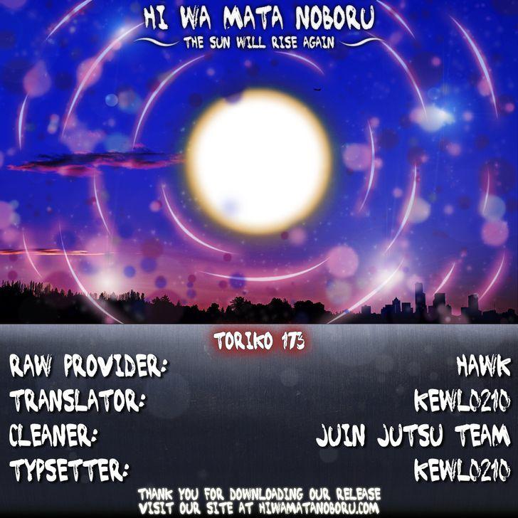 Toriko Chapter 173  Online Free Manga Read Image 20