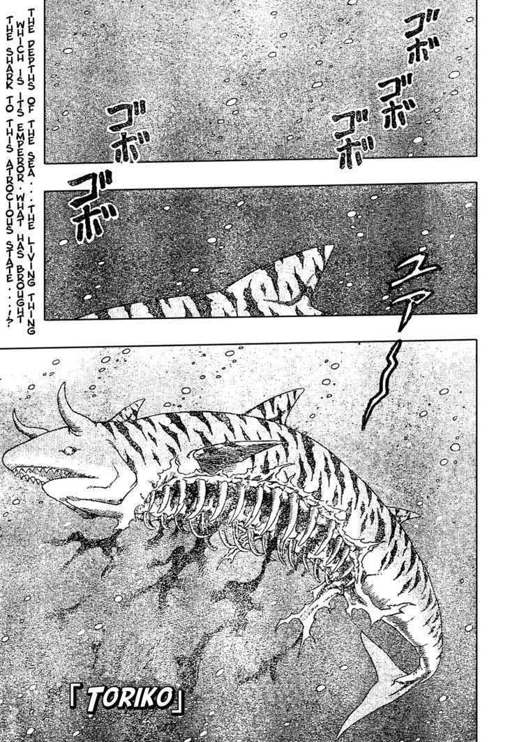 Toriko Chapter 18  Online Free Manga Read Image 1