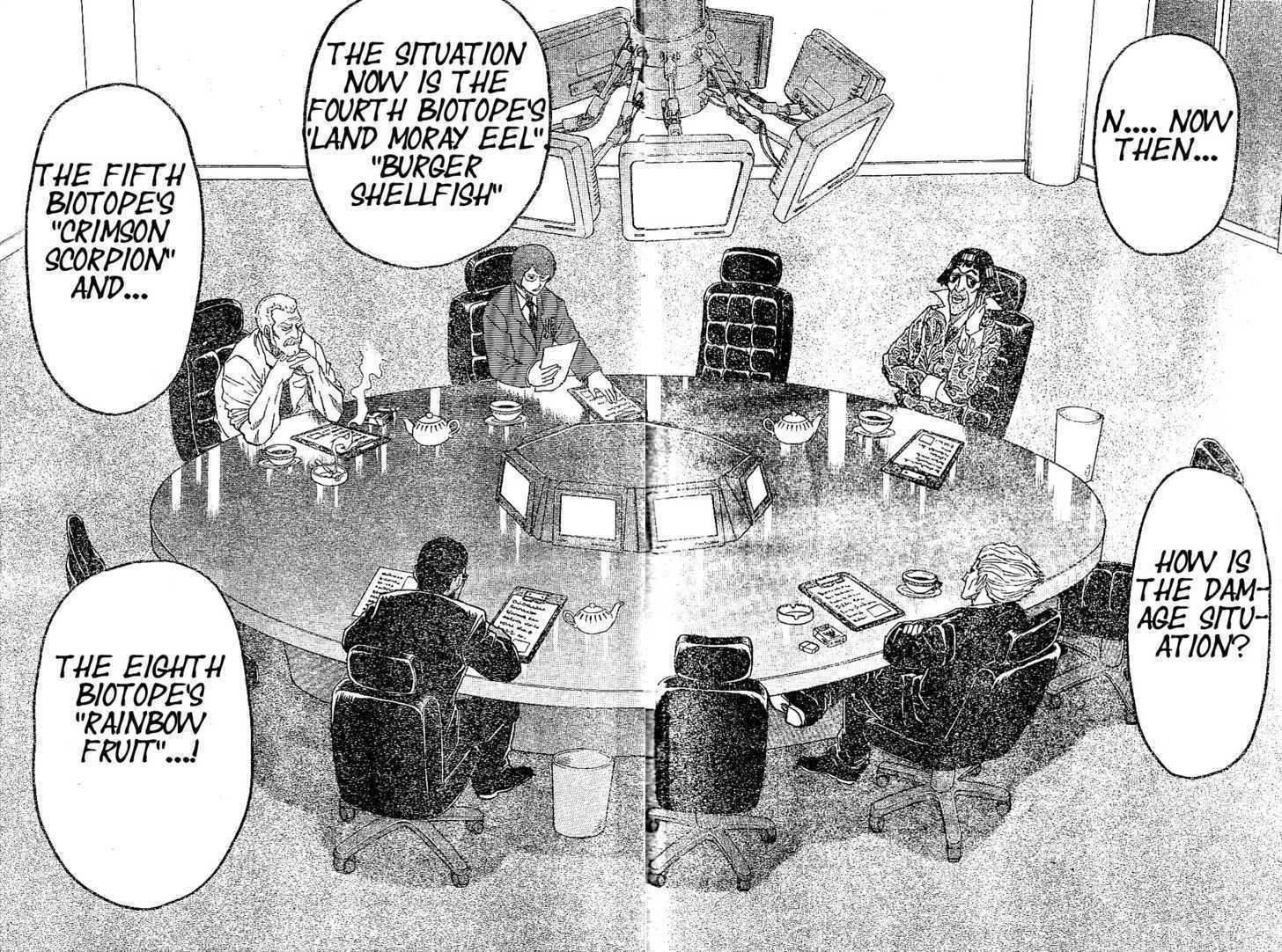 Toriko Chapter 19  Online Free Manga Read Image 3