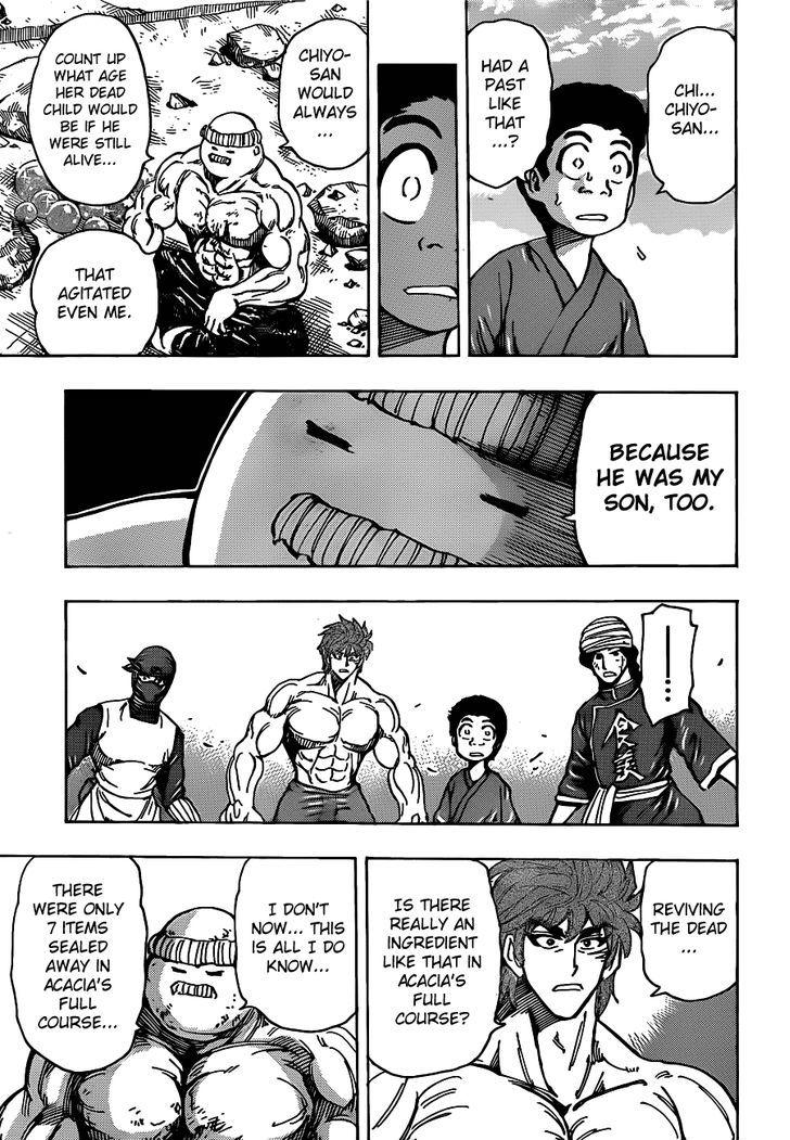 Toriko Chapter 192  Online Free Manga Read Image 13