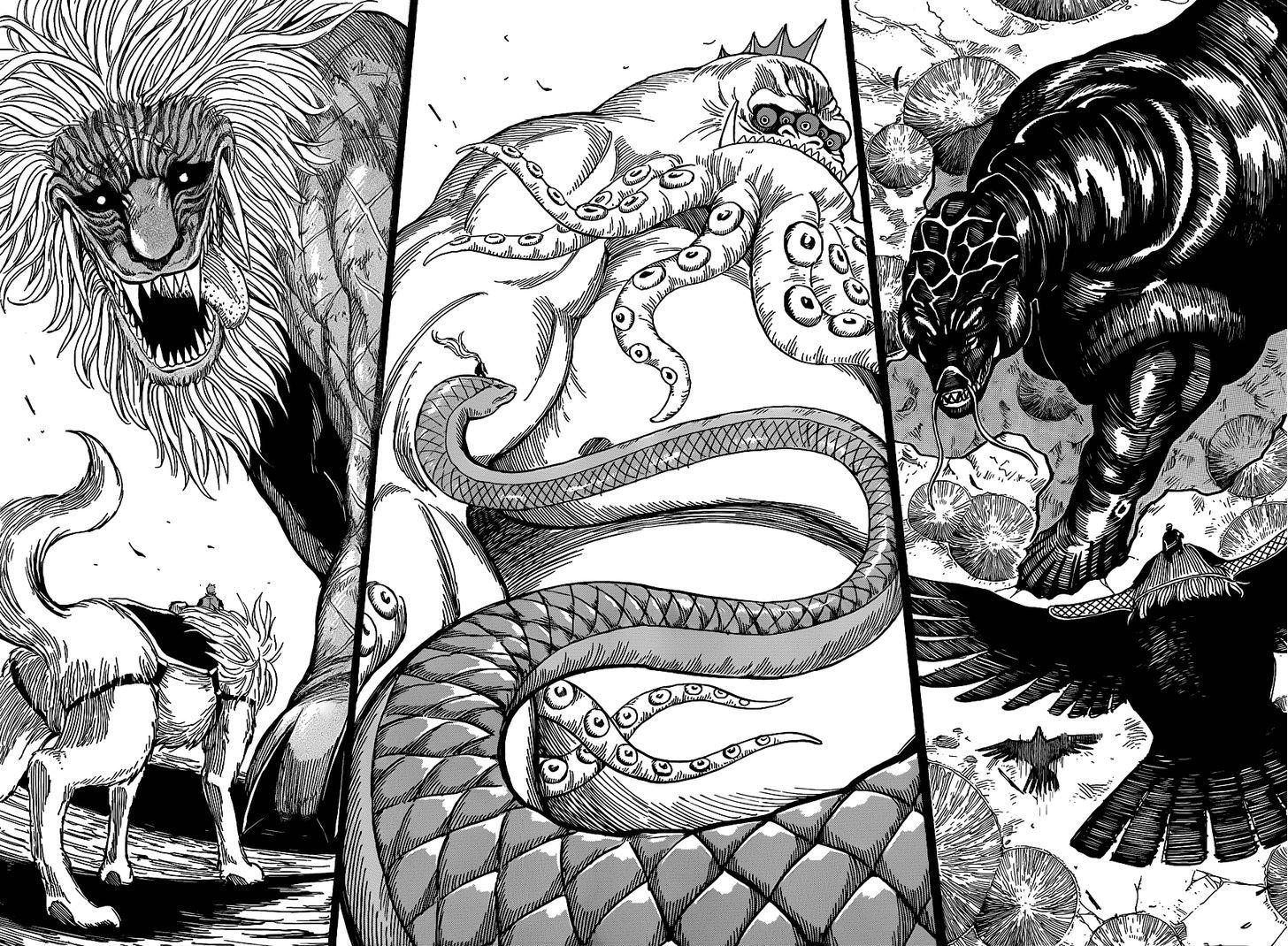 Toriko Chapter 196  Online Free Manga Read Image 13