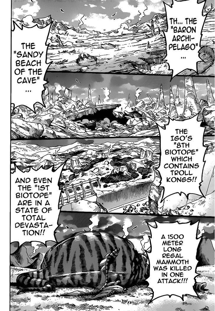 Toriko Chapter 196  Online Free Manga Read Image 2