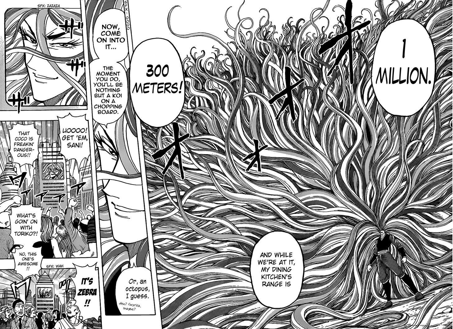 Toriko Chapter 198  Online Free Manga Read Image 12