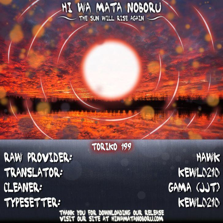 Toriko Chapter 199  Online Free Manga Read Image 19