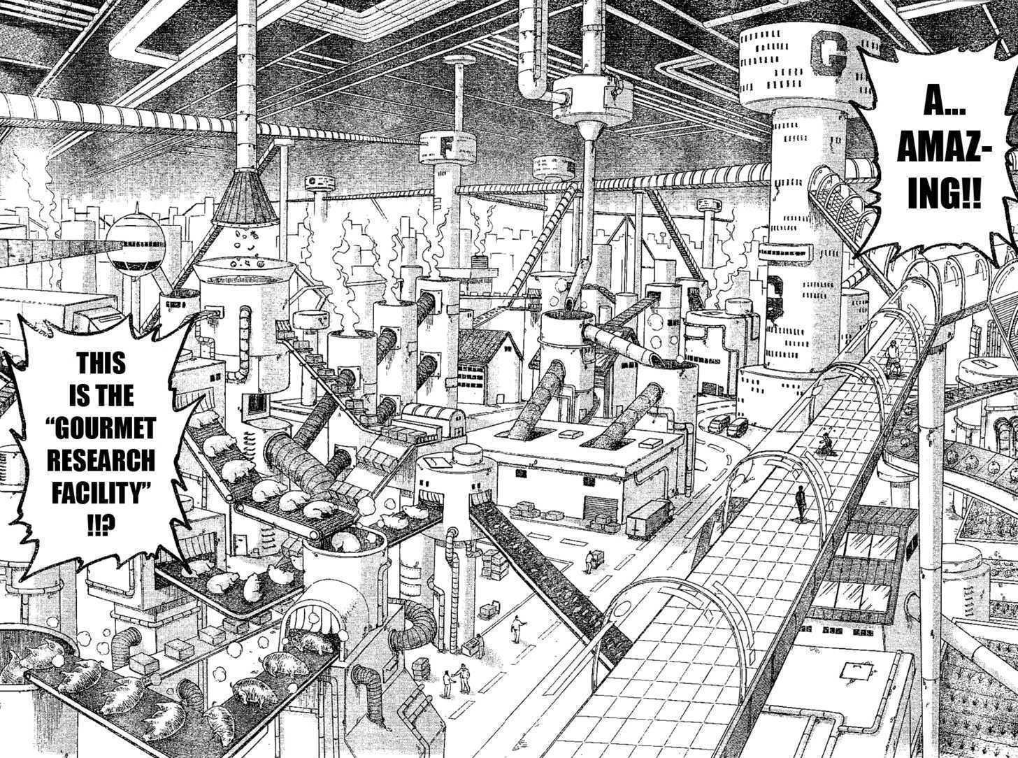 Toriko Chapter 20  Online Free Manga Read Image 4