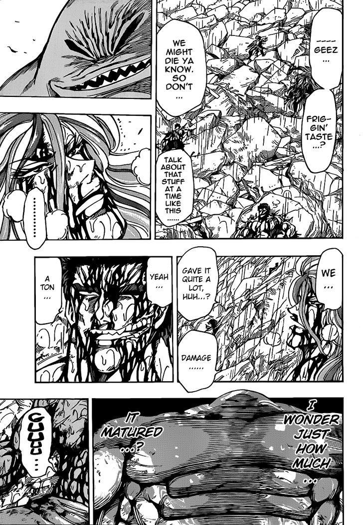 Toriko Chapter 205  Online Free Manga Read Image 8