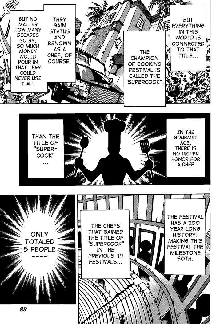 Toriko Chapter 212  Online Free Manga Read Image 3