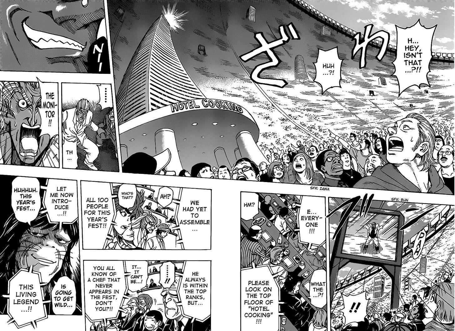 Toriko Chapter 215  Online Free Manga Read Image 2