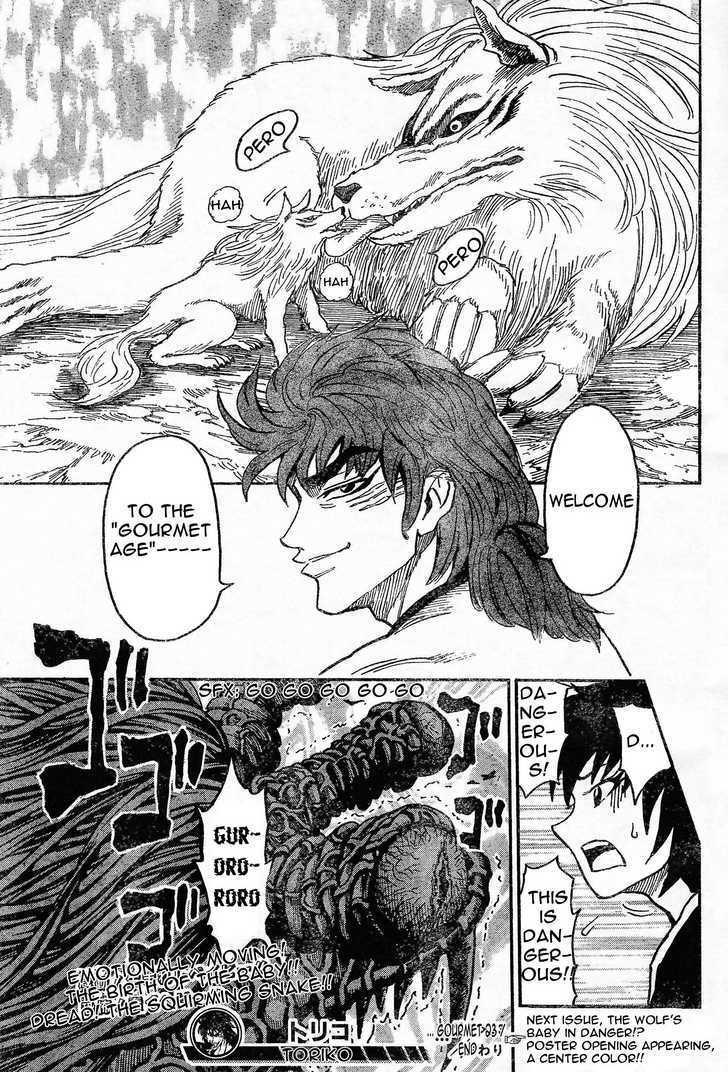 Toriko Chapter 23  Online Free Manga Read Image 18