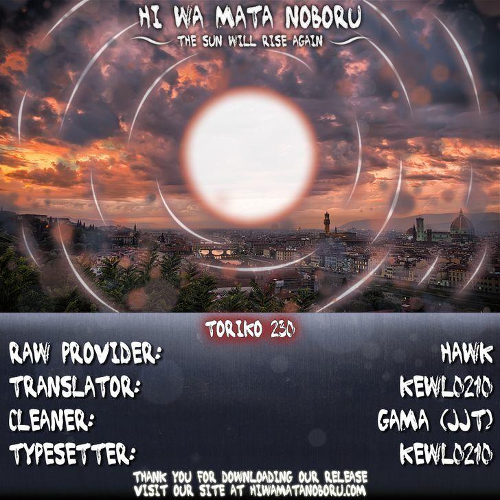 Toriko Chapter 230  Online Free Manga Read Image 18