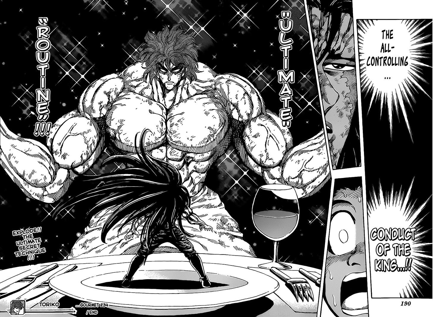 Toriko Chapter 234  Online Free Manga Read Image 15
