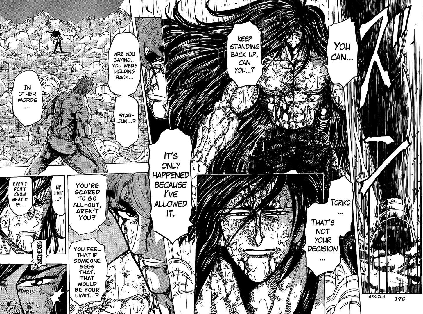 Toriko Chapter 234  Online Free Manga Read Image 3