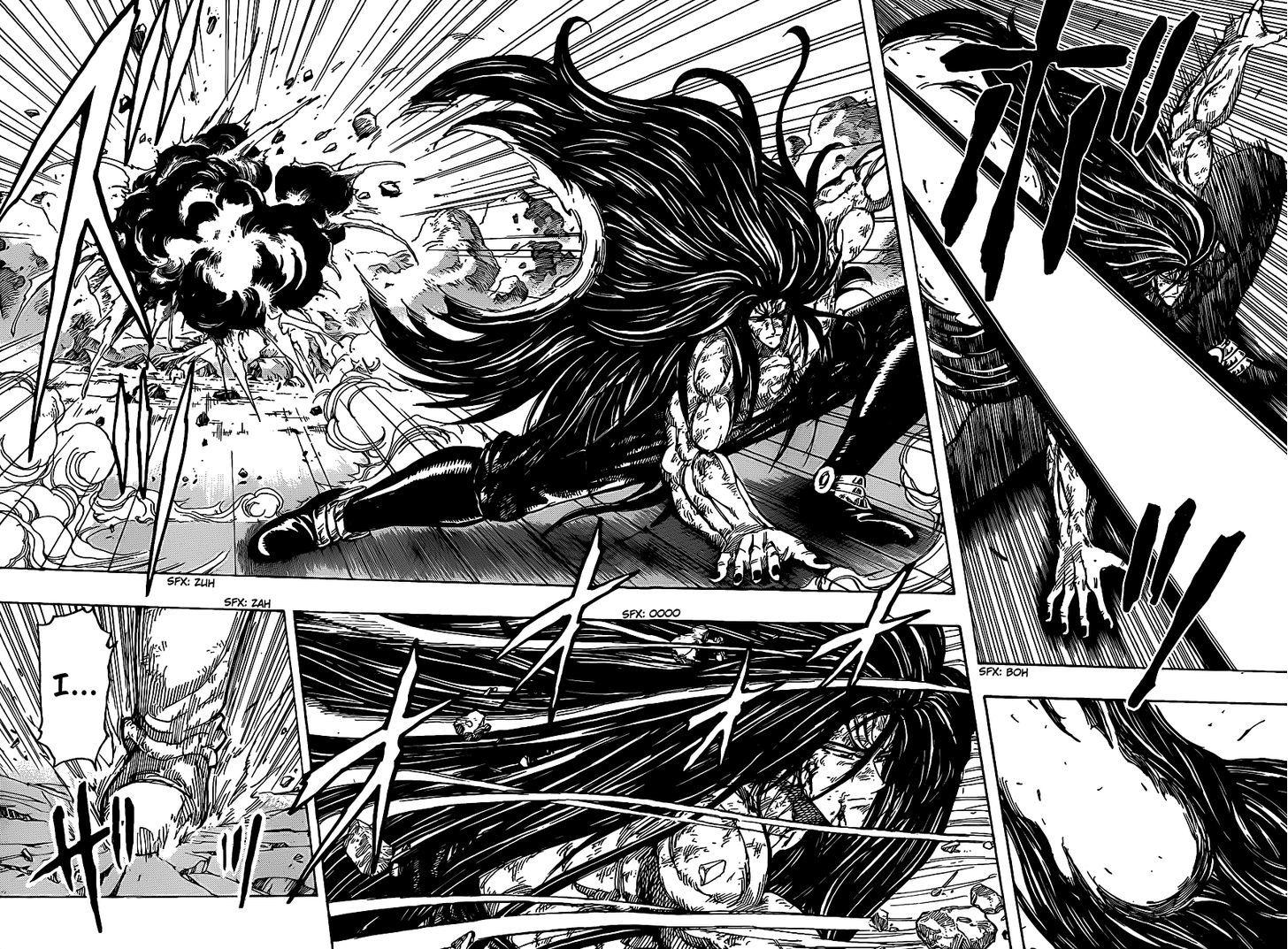 Toriko Chapter 234  Online Free Manga Read Image 6