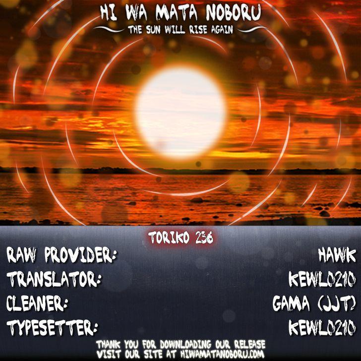 Toriko Chapter 236  Online Free Manga Read Image 19