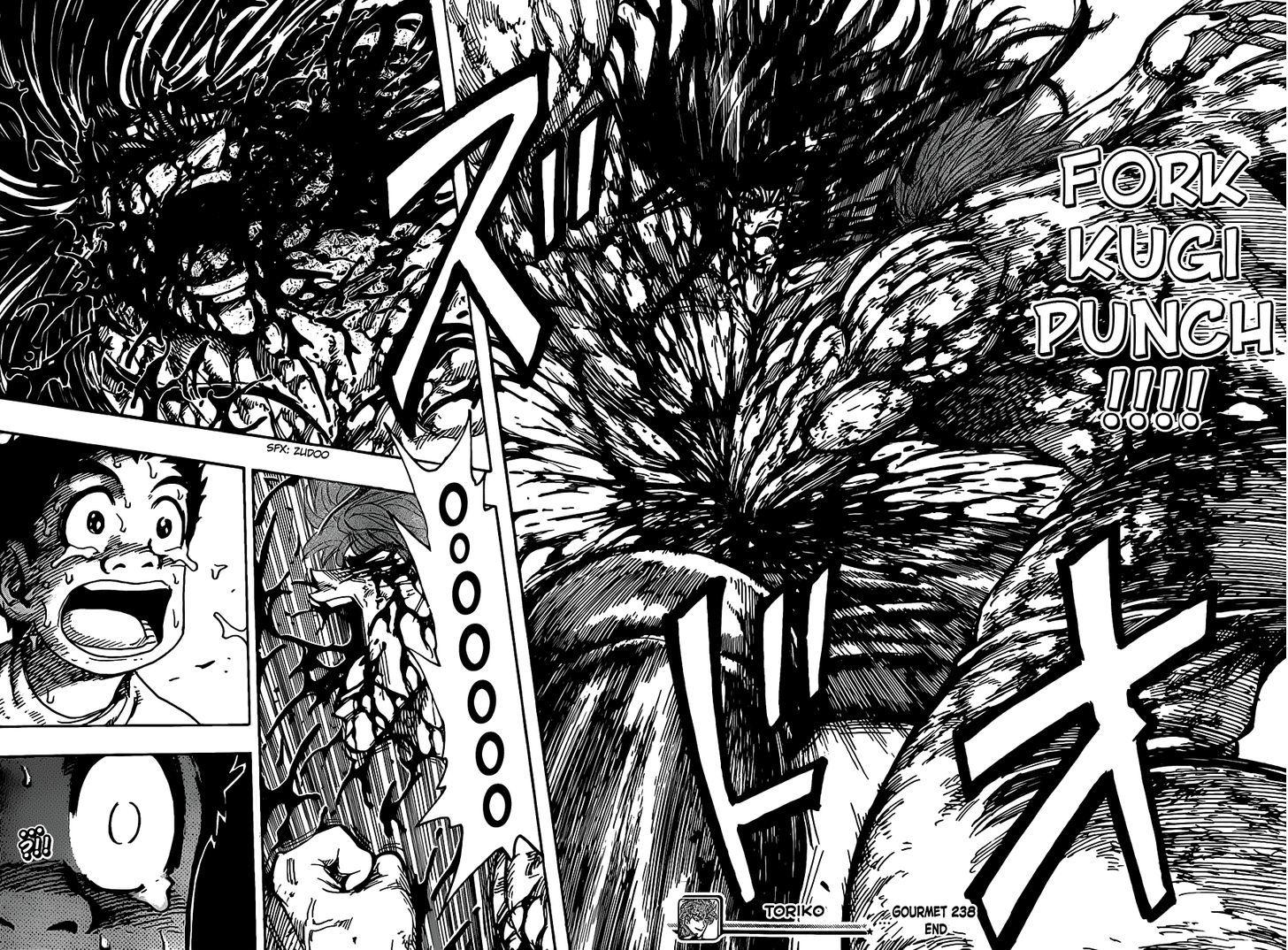 Toriko Chapter 238  Online Free Manga Read Image 17
