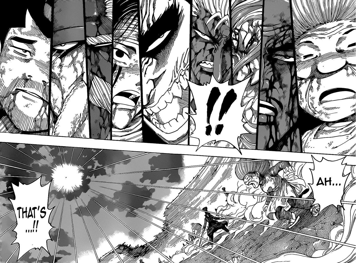 Toriko Chapter 241  Online Free Manga Read Image 5