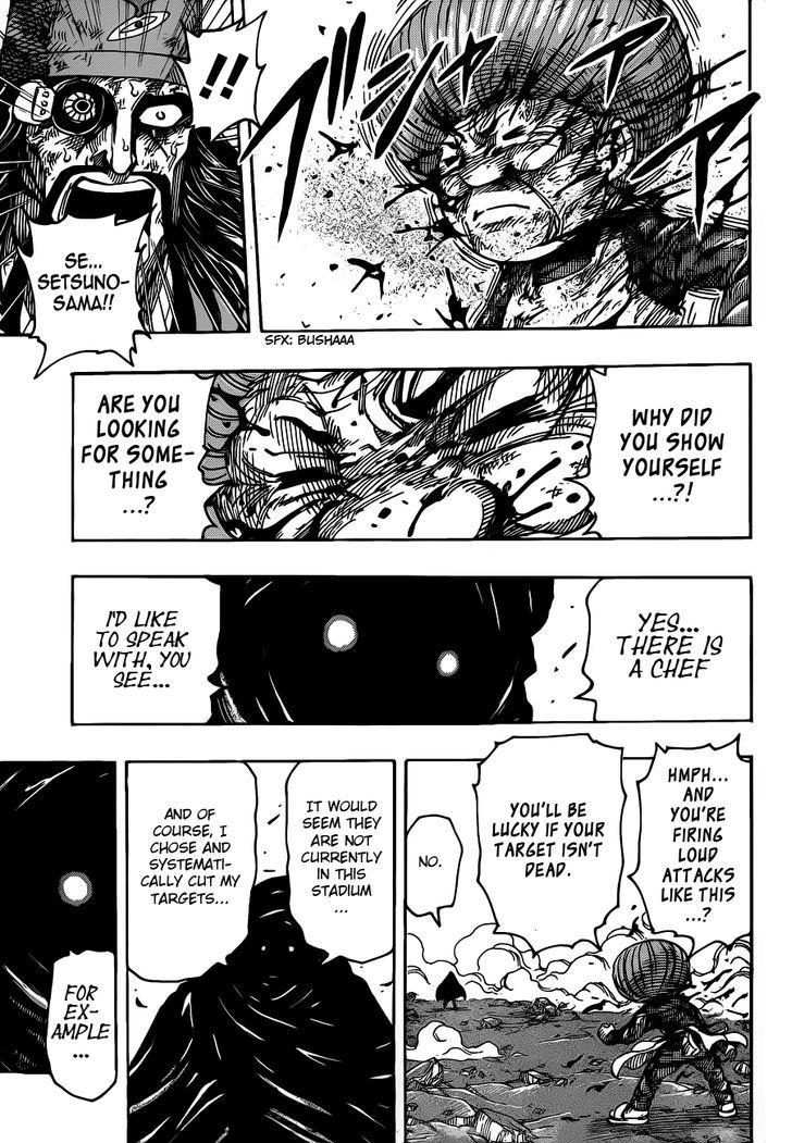 Toriko Chapter 242  Online Free Manga Read Image 12
