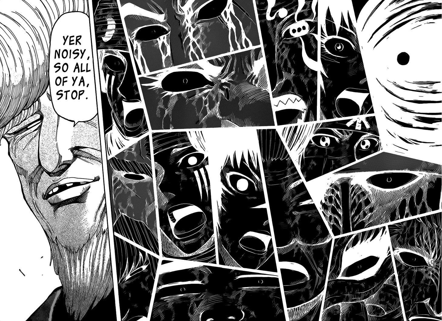 Toriko Chapter 243  Online Free Manga Read Image 13