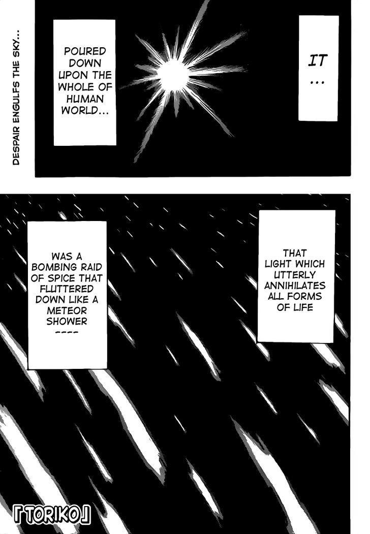 Toriko Chapter 246  Online Free Manga Read Image 1