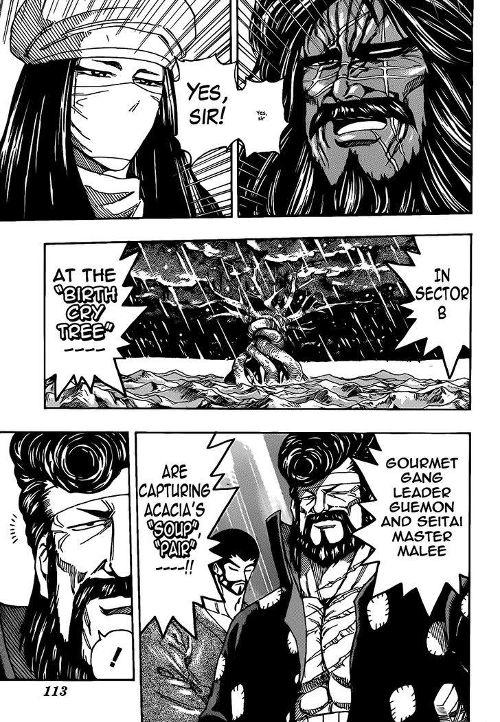 Toriko Chapter 246  Online Free Manga Read Image 4